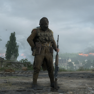 Battlefield 1 United States Support Squad