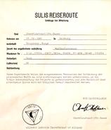 BFV Sulis Report