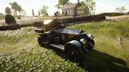 BF1 RNAS Armored Car FR Front