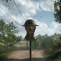 Battlefield 1 British Empire Sniper Decoy