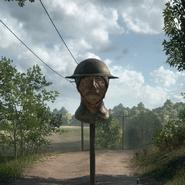 Battlefield 1 British Empire Sniper Decoy