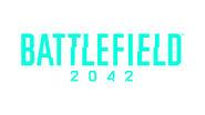 Battlefield 2042 Logo Teal