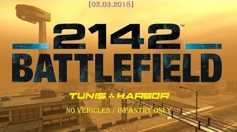 Battlefield 2142 Infantry Only No Vehicles Alliance – Tunis Harbor Мультиплеер (02 марта 2018)