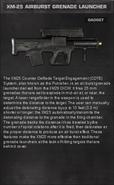 BFP4F XM25 Description