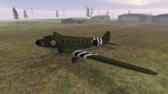 BF1942.C-47 UK front