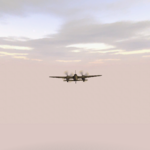 BF1942.Mosquito Third Person rear.png