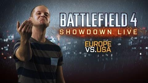 Battlefield 4 Showdown Live -- Europe Promo Three