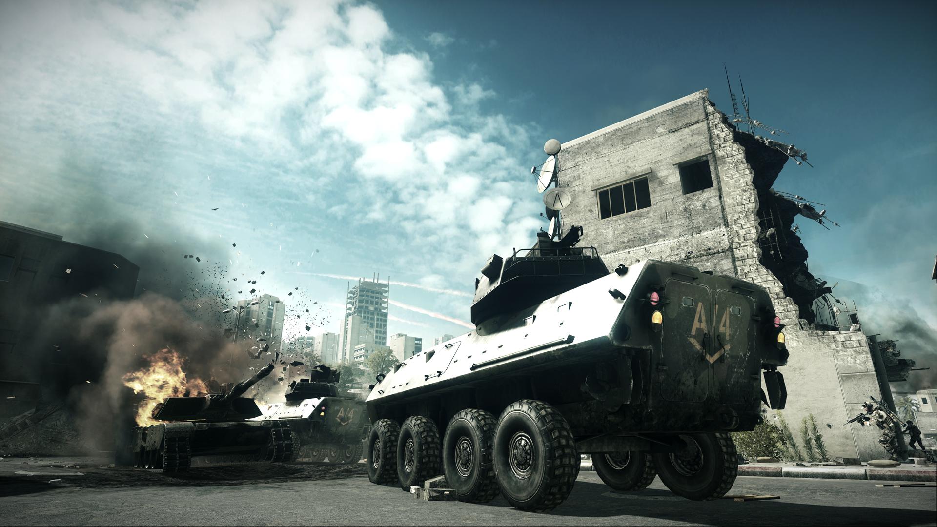 Strike at Karkand (Battlefield 3)