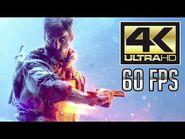 "ᴴᴰ Battlefield V PC - ""The Last Tiger"" 【4K 60FPS】 【NO HUD】【MAX SETTINGS】"
