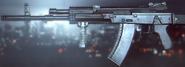 AK-12 Vertical Grip Menu BF4