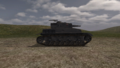 Panzer IV.Right side BF1942