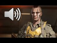 Battlefield 5 - Johnathon McNiel Elite Voice Lines