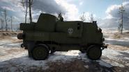 BF1 Assault Truck Right