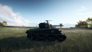 BFV Sherman Right