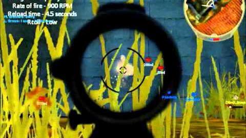 Battlefield 2 - FAMAS