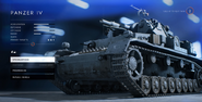 Panzer IV Customization BF5