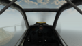 BF1942.Bf109 first person cockpit