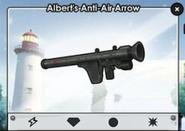 BFH Albert's Anti-Air Arrow