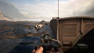 BF1 M.A.S. Torpedo Boat Left Gunner