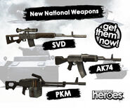 BFH BC2 National Weapons Promo