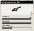 BFH Greg's Super Greasy Gun Stats