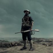 Battlefield 1 Royal Marines Assault Squad
