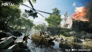 Battlefield 2042 Portal Caspian Border