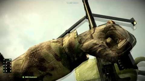 Battlefield Bad Company 2 - PKM Reload Animations