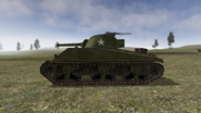 M4 left view.BF1942