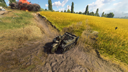BF5 Kettenkrad Forest Front