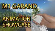 BFV Reloads M1 Garand