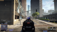 Armored Rescue Vehicle 3rd Person Battlefield Hardline