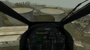 BF2.WZ-10 Cockpit no hud view