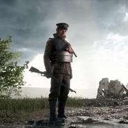 Battlefield 1 British Empire Cavalry Squad