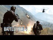 Battlefield 4- Official Multiplayer Launch Trailer