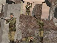 Battlefield 1942 SCOUTING THE RUBBLE