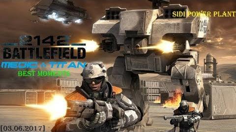 Battlefield 2142 Titan Alliance – Sidi Power Plant Мультиплеер (03 июня 2017)