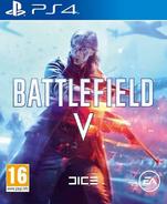 BFV PS4 Cover