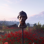 Battlefield 1 French Republic Sniper Decoy