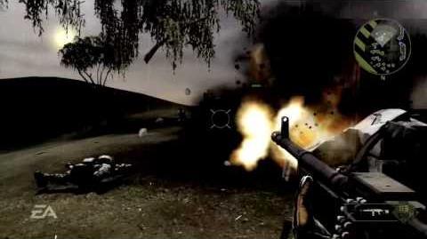 Battlefield 2 Modern Combat - Pre-Launch Trailer