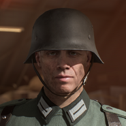 Battlefield V Germany Standard Stahlhelm
