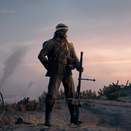 Battlefield 1 Ottoman Empire Turning Tides Support Squad