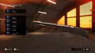 Battlefield V M1897 Customization