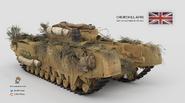 BF5 Churchill AVRE Temporyal