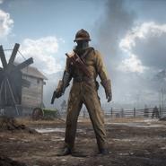 Battlefield 1 Russian Empire Tanker Squad