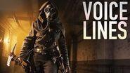 Battlefield 5 - Ilse Schattenwolf Elite - All Voicelines (Datamined)