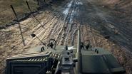 BFV M8 Greyhound Top Gunner