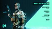 Battlefield 2042 Webster Mackay Bio