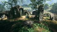 Argonne Forest Abbey Ruin 03