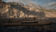 BF1 M.A.S. Torpedo Boat Right